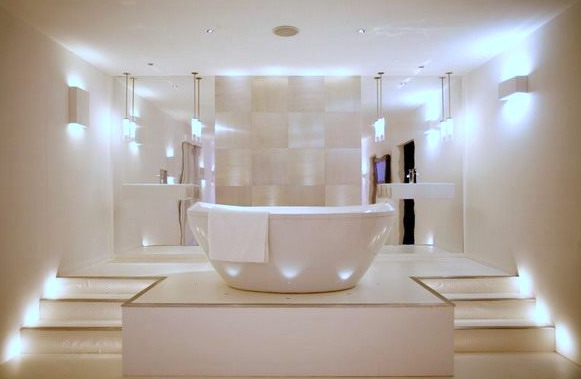 modern bathroom lighting1